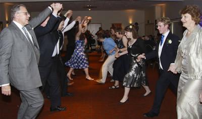 Wedding Barn Dance Coleshill Warwickshire